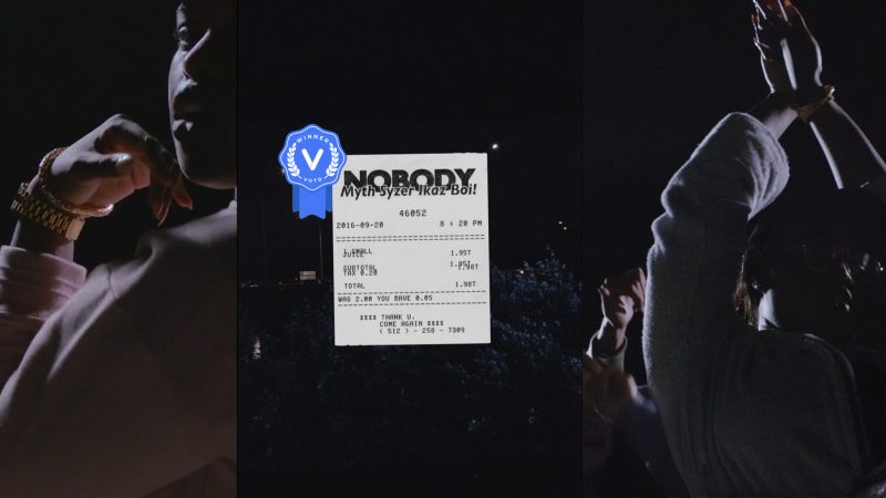 Nobody by Baptist Penetticobra wins VOTD of the day