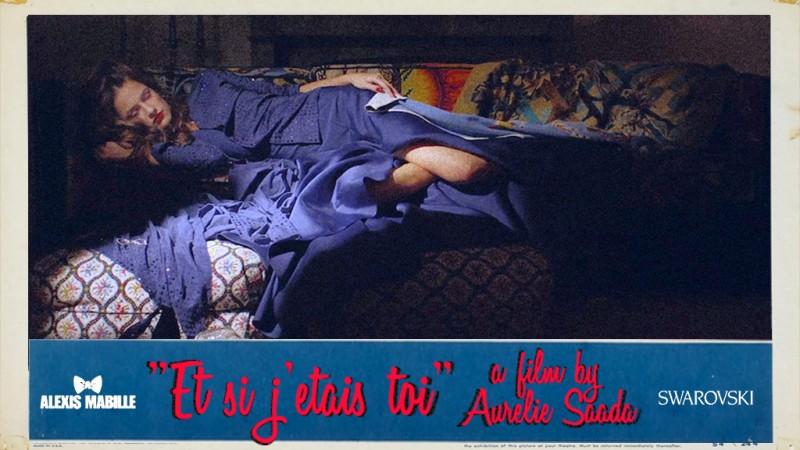 Alexis Mabille x Swarovski by Aurélie Saada